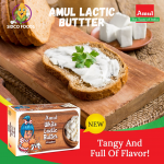 Amul Lactic Butter Unsalted 500g