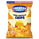 American Specialty Corn Tortilla Chips – American Cheese 200g
