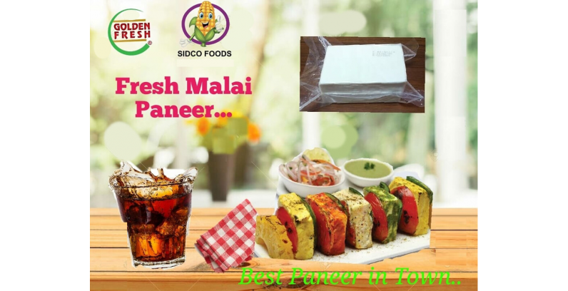 Fresh Paneer Available Online