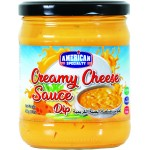 American Specialty Creamy Cheese Sauce Dip 425g