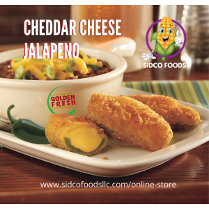 Cheddar Cheese Jalapeno