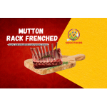 Mutton Rack Frenched