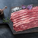 Beef Bacon 160g