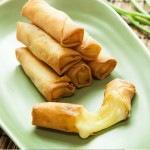 Cheese Spring Roll
